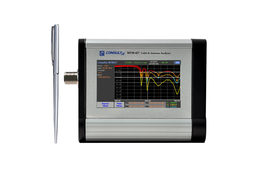 SiteWizard™ Cable and Antenna Analyzer | Consultix Wireless