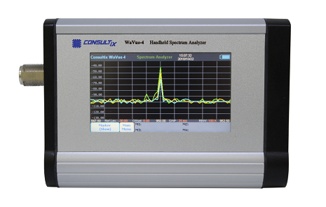 WaVue Spectrum Analyzer | Consultix Wireless